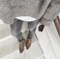 @golestaneh Leopard print boots