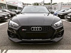 Black temptation New Audi RS5