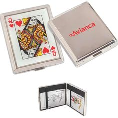 Everywhere playing card set and case Custom Printed Playing Cards, Promotional Giveaways, Custom Logos, Brand Names