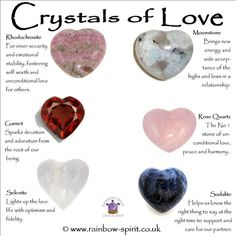 Crystals of Love