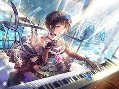 Đọc Truyện ♥ Anime + My Art ♥ - Anime short hair - - Wattpad - Wattpad Manga Anime, Fanarts Anime, Manga Art, Anime Characters, Cool Anime Girl, Beautiful Anime Girl, Kawaii Anime Girl, Anime Girls, Piano Anime
