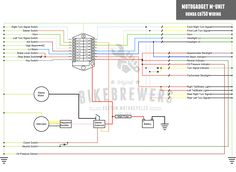 Magnificent Cl 350 Minimal Wiring Diagram Useful Information For Motorcycles Wiring Digital Resources Indicompassionincorg