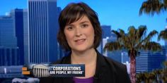 WATCH: Sandra Fluke Destroys 'Corporations Are People' Arugment