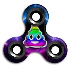 Poop Emoji Fidget Spinner