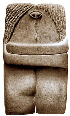 "Just A Little Kiss ""El Beso"", Brancusi."