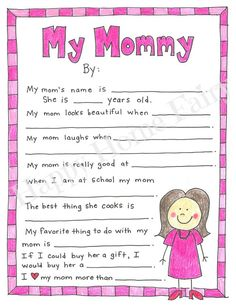 mother's day project6 Diy Gifts For Mom, Diy Mothers Day Gifts, Mothers Day Quotes, Mothers Day Cards, Son Quotes, Baby Quotes, Family Quotes, Girl Quotes, Mothers Day Crafts Preschool