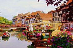 Najpiękniejsze europejskie miasteczka, które trzeba odwiedzić