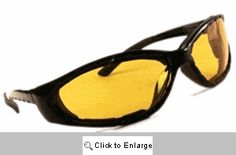 Yellow Shooting Sunglasses 199