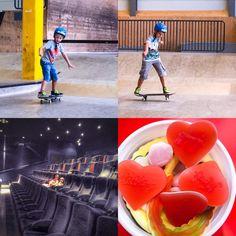 Ferienprogramm: Skaten und Kino