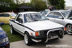 Subaru Brat; always wanted one!