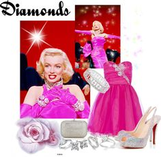 """Diamonds Excess"" by doralicia on Polyvore"