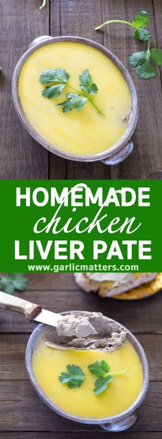 This homemade chicken liver pate recipe is a decadent treat you can make with hardly any effort in only 30 min! Gluten free, really easy, super tasty and cheap like beans! Perfect bread spread for your casual open sandwich, slice of toast or a classy starter for a dinner party.