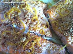 Baked trout - http://www.amazon.com/Smart-Cooking-Busy-People-ebook/dp/B00CQX26OM/ref=la_B00CR71RSS_1_1?ie=UTF8=1368421900=1-1