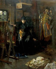 Against the Will of the Tonsure, Nikolai Sergeevich Matveev