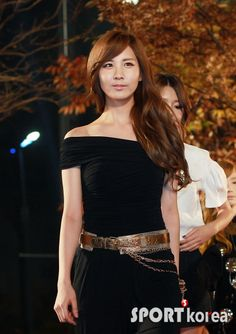 SNSD Girls Generation Brown Long Wavy