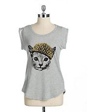 Guess Kitty Gaga Tee