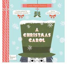 A Christmas Carol Toddler Board Book