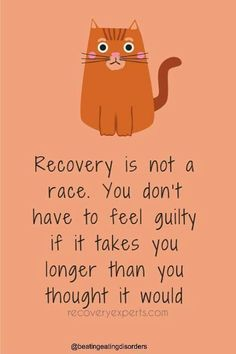 Recovery has no time limit