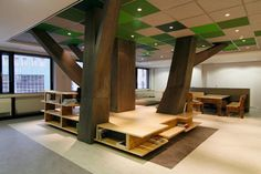 interior by onno donkers (od-v) for the art and culture department ...