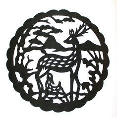 DIY and crafts honor 9 lite blue color flipkart - Blue Things Japanese Family Crest, Cnc, Korean Painting, Deer Art, Paper Lace, Round Design, Celtic Designs, Kirigami, Traditional Design