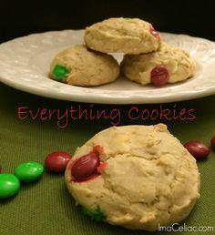 2015 Gluten Free Cookie Swap! on Pinterest | Gluten free, Gluten free ...