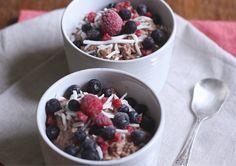 Overnight Choco Oats Breakfast Recipe - The Health Coach
