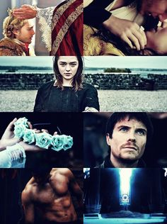 """"""" """"Our two fathers started a war for a face like hers.. Are we going to be the same?"""" """"Yes."""" """" Aegon """"Young Griff"""" / Arya / Gendry ,,, and """" the history is repeating """" type of AU :)"""