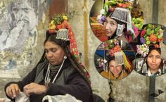 'Flowers have long been an integral part of religious ceremonies and women sure…