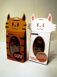 cat treat packaging - Google Search