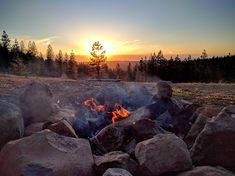 Free camping on Forest Rte 3N07 in Stanislaus National Forest