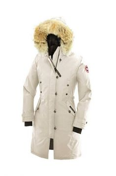 Canada Goose womens online official - I just like this Canada Goose Kensington Parka Blue Womens ...