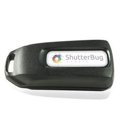 Shutterbug Remote, Black - Wireless Link Controlled by your Smartphone or Tablet #backtoschool