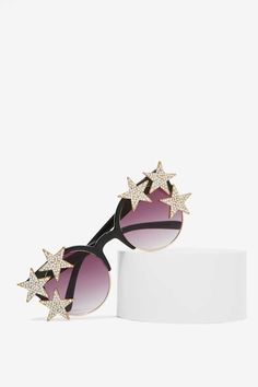 Rad + Reformed Cluster Fuck Star Shades - Party Shop