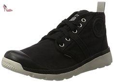 Palladium Pallaville Hi Cvs, Sneakers Basses Homme, Noir (Black/Windchime), 40 EU - Chaussures palladium (*Partner-Link)