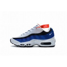 check out de587 0a941 Rembourrage Homme Nike Air Max 95 Bizarre Blanc Bleu Achats En Ligne   NikeAirMax