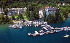 Hotel Schloss Seefels, Pörtschach, Carinthia, Austria Austria, Switzerland, The Good Place, Germany, World, Amazing, Places, Creative, Fun