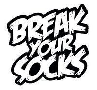 Break Your Socks by Jamie Dobison, via Behance