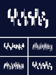 Fluidity Logo and Identity, thirst