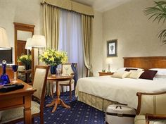 Rome Hotels, Best Hotels, Palace Hotel, Cheap Hotels, Smoking Room, At The Hotel, Hotel Deals, Good Night Sleep