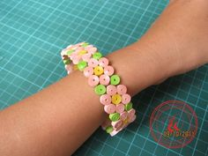 Quilled Bracelet by Vong Tay1