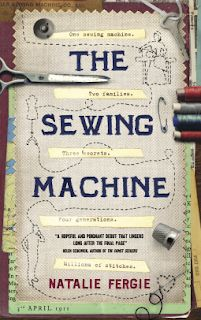 The Literate Quilter: The Sewing Machine by Natalie Fergie