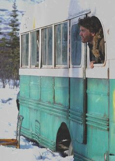 Into the Wild....1996 non-fiction book of the same name by Jon Krakauer based on the travels of Christopher McCandless across North America and his life spent in the Alaskan wilderness in the early 1990s.