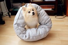 8 Super Cosy and Easy Dog Pillows to Make