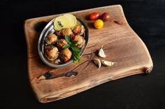 Large Wooden cutting board Beech wood chopping by PenoffCrafts