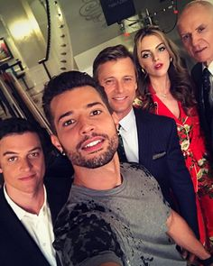 Kicked it out of the park! from your favorite dysfunctional family. Dynasty Actors, Dynasty Tv Show, Dynasty Series, Orphan Black, Series Movies, Tv Series, Dynasty Reboot, Fallon Dynasty, Grey's Anatomy