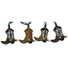 Cowboy Boots Party Lights 409 | Buffalo Trader Online