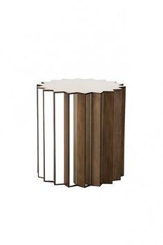 Table basse & Table d'appoint CALAF par Vito SELMA x Rue Monsieur Paris