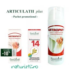 Articulatii PLUS - Pachet promotional Promotion, Personal Care, Beauty, Plant, Self Care, Cosmetology