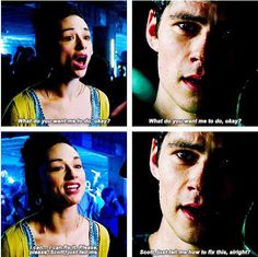 And both times he blew them off. and lead to worst consequences Teen Wolf Quotes, Teen Wolf Funny, Teen Wolf Memes, Teen Wolf Dylan, Teen Wolf Cast, Dylan O'brien, Stydia, Sterek, Only Teen