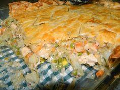 chicken pot pie more dinner potpie recipe chicken pot pies food brings ...